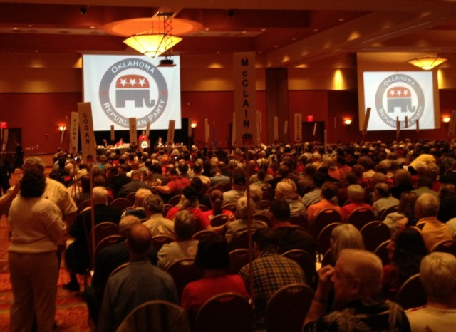 Oklahoma State GOP Convention